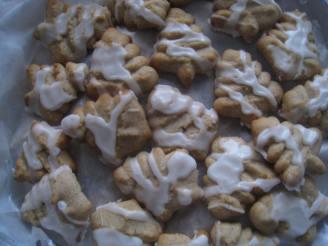 lebkuchen (aka spice cookies)