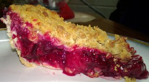 mountain berry pie
