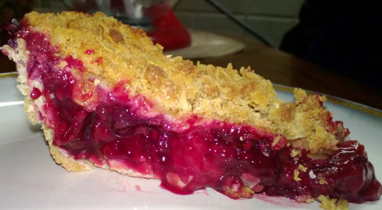 mountain berry pie
