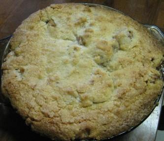 swedish apple pies