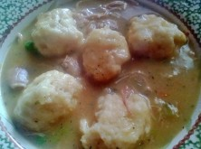 chicken and dumpling