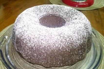 mrs. stein's chocolate cake
