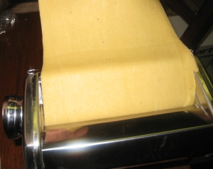sheeting pasta