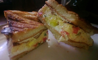 frittata panini