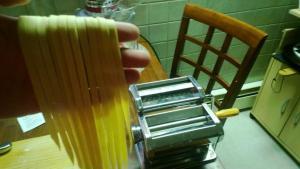 yay pasta!