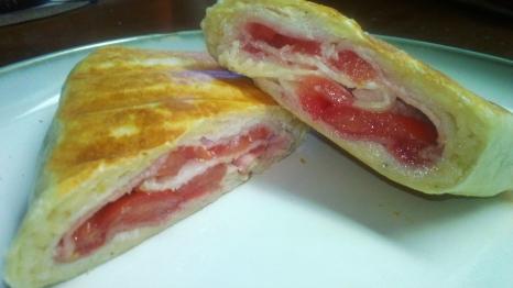 Grilled Deli Wrap