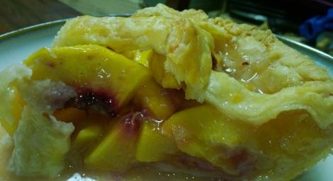mmm pie. i like pie.