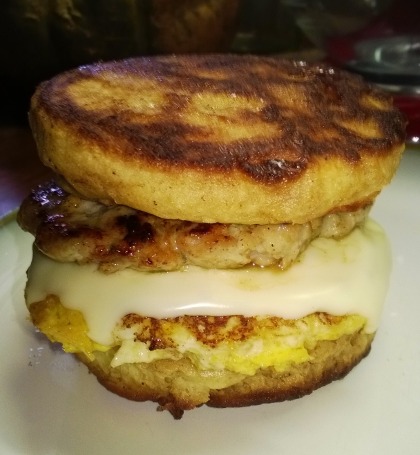 "HOMEMADE ""MCGRIDDLES"""
