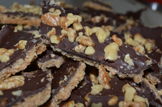 Toffee Cookie Crunch Bars