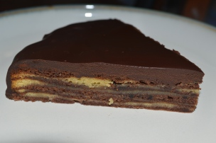 "BAUMKUCHEN OR SCHICHTTORTE (GERMAN ""TREE CAKE"")"