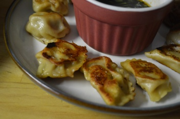 BEEF AND CABBAGE DUMPLINGS