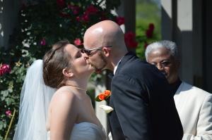 First kiss <3